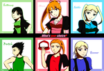 Let's Choose!(Teen ver.) by TanishiCurry