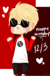 happy birthday daveee!!!!!!!! by sherbi