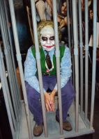 NYCC '12: The Joker In Jail by PanicPagoda