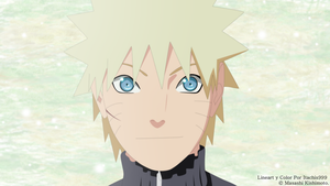 Naruto Happy by Itachis999