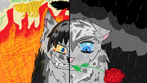 The Two sides of Ashfur by Smokestar11