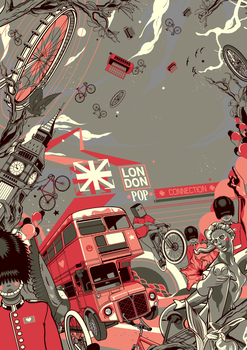 London Pop Connection by Aseo