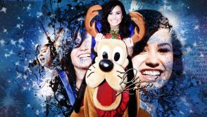 +Wall Demi Lovato by Unbroken-Editions