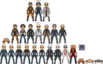 Half Life Series Micros by JohnnyMuffintop