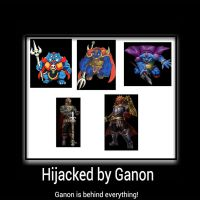 Hijacked by Ganon by Chaser1992