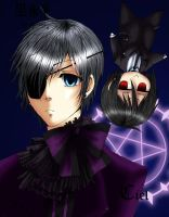 Ciel Collab finished by ZackFair24