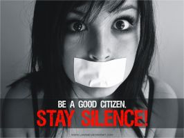 Be A Good Citizen by lahandi