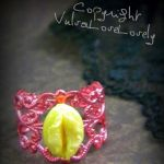 Yellow Sweetness Ring by VulvaLoveLovely