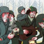 CHRISTMAS TRUCE by roxination