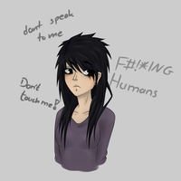 Antisocial ID thingie D: by SecretlyDreamer