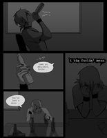 A Mess - CCpg1 by Kuneria