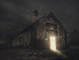 Hospital for sinners by kevron2001