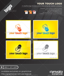 Touch It Logo Templates by SBJEWEL