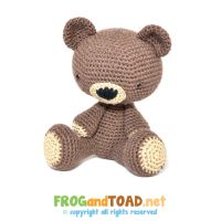 TEDDY le Nounours FROGandTOAD 002 by FROG-and-TOAD