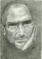 R.I.P.Steve Jobs by SuperNikolai1996