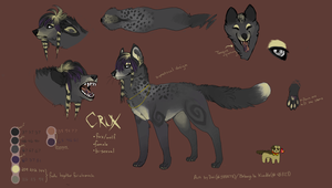 Contest Entry - Crux by suchacat