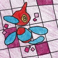 Porygon z by FrozenFeather