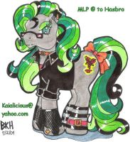 MLP Genuine Rogue by kaiahasissues