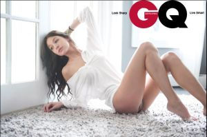 GQ South Africa by PorcelainCora