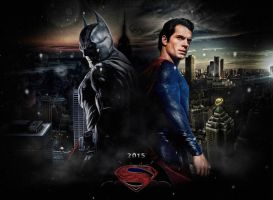 Batman | Superman: World's Finest by Vicmarran