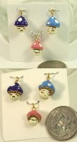 Emo Fungus Charms by CatharsisJB