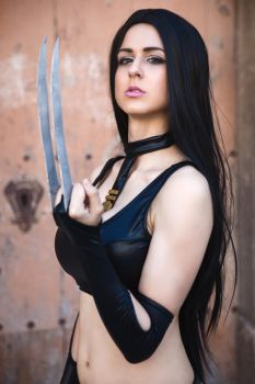 X23 by JubyHeadshot