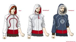 Lululemon does Assassin's Creed 2 by Natsuyume