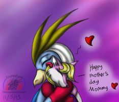 A Mother's love by Snowfyre