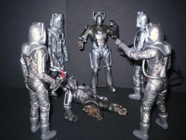 Cybermen War 2 by CyberDrone
