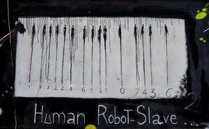 Human Robot Slave by TRADT-PRODUCTION