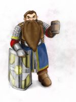 Dwarf - colored by s0fus-snk