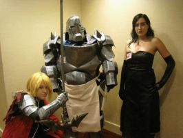 NDK 2012: Fullmetal Group by Amethyst-Alchemist17