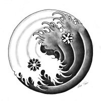 Ying Yang Design by Patheme
