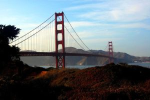 Golden Gate by LordXar