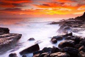 Point Danger Sunrise by jonpacker