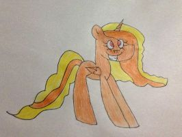 princess fireshine by Sweetfly