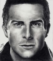 Bear Grylls - Man vs Wild by Rick-Kills-Pencils