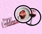 Fannibal || Valentines Day Card by LivingDeadSmurf