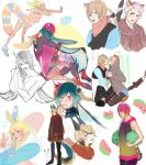 Sketchpage92892 by Puuura