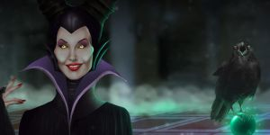 Maleficent Update 3 by Cellaneo