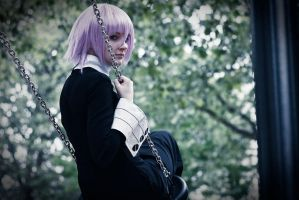 my gray world - SoulEater by Valvaris