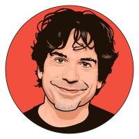 Greg Giraldo by monsteroftheid
