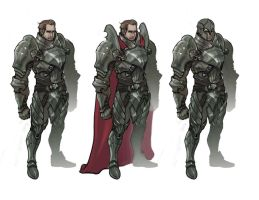 Knight Concept Variation 2 by Edpic