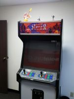 Arcade cabinet at the SOTA offices.  Daily photo! by StateOfTheArt-toys