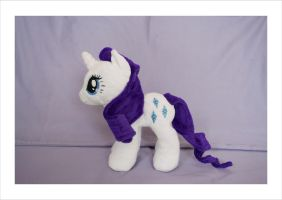 MLP: Rarity Plushie by MLPPlushies