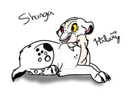 Shanga by Cynderthedragon5768