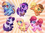 Ponycharms by Flying-Fox