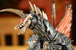 S.H Monsterarts Gigan (11/?) by GIGAN05