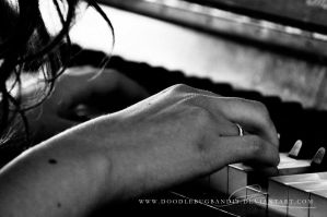 The Piano by DoodlebugBandit