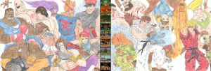 Street Fighter II by TheLandoBros
